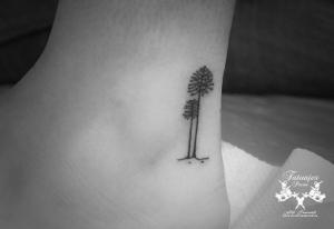 tatuaje-araucarias-tatuajes-pucon-nath-r-chile