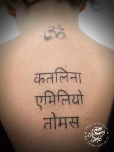 tatuajes-nombres-hindú-tatuajes-pucon-chile-by-nath-rodriguez-2016